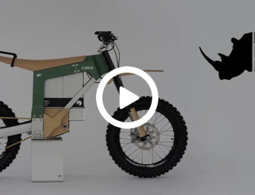 Elektronisches Bush-Bike zur Unterstützung der Anti Poching Force
